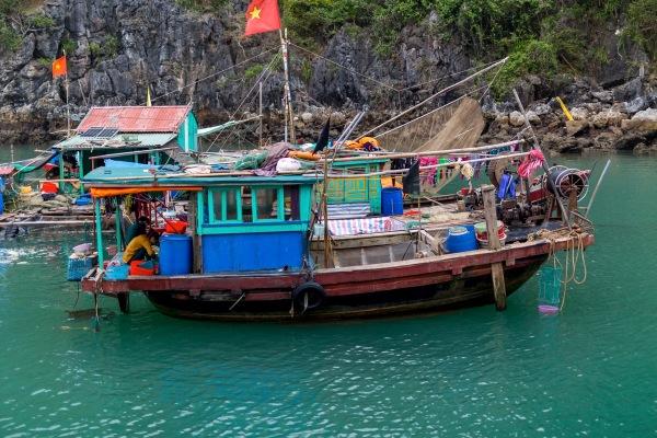 Laos Vietnam 5D 7921 Final